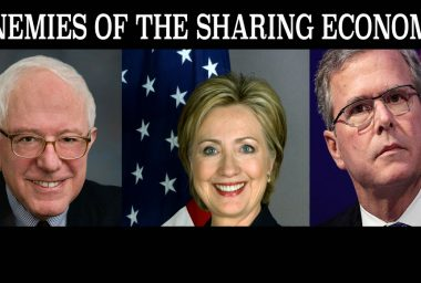 Enemies Of The Sharing Economy