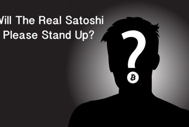 Will The 'Real Satoshi' Please Stand Up, Has Bitcoin's Progenitor Spoken Up