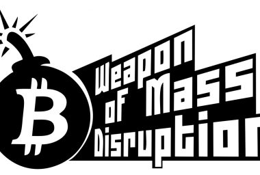 The Age of Disruption: Individual Anarchism Grows Alongside Peer-2-Peer Devices