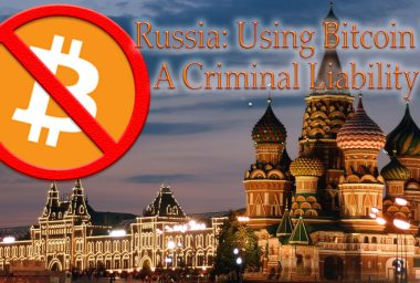 Russia: Using Bitcoin Is A Criminal Liability