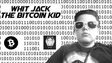 """Whit Jack The """"Bitcoin Kid"""""""