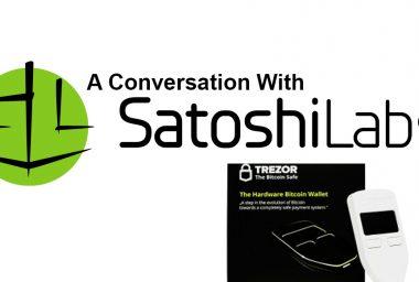 A Conversation With Alena Vranova of SatoshiLabs on the Trezor
