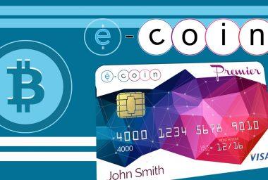 E-Coin Bitcoin Cards: An Interview With Georgy Sokolov