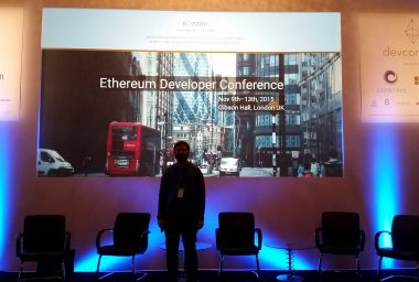 Ethereum Enthusiasm at DevCon: An Interview with Hudson Jameson