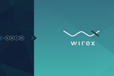 E-Coin Rebrands to Wirex: 2-Way Bitcoin Debit Card Announced