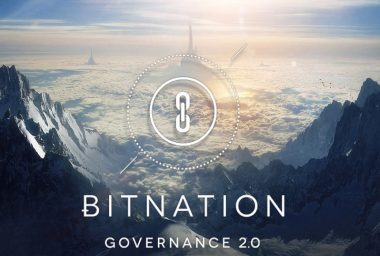 World's First Virtual Nation Constitution Released on Ethereum's Blockchain