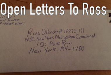 My Open Letter To Ross | Jamie Redman
