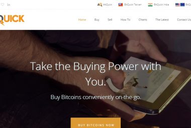 BitQuick acquired by bitcoin ATM company, relaunches exchange