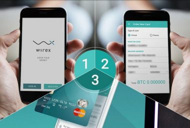 Wirex releases virtual Visa card through the Wirex App