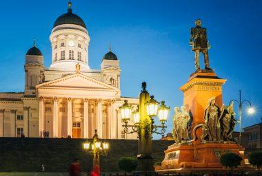 Finland's Central Bank Explores Blockchain Technology