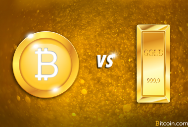 One Bitcoin Worth More Than One Ounce of Gold for First Time