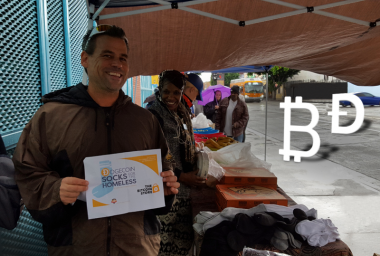 The Bitcoin Store Helps 'Shibes For Socks' Program
