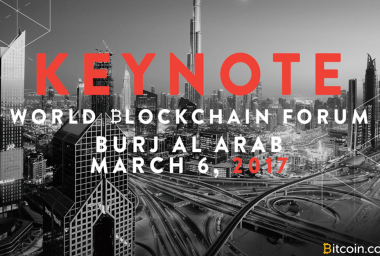 World Blockchain Forum Returns to Dubai