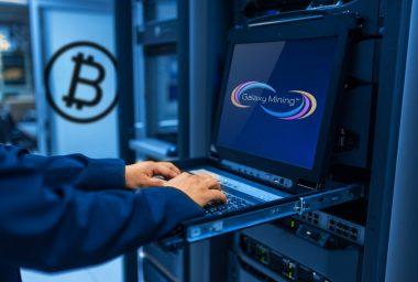 Galaxy Mining Directs its Hashrate Towards Bitcoin.com's Pool