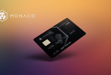 Monaco Cryptocurrency Card Comes out of Stealth Mode for ICO Starting May 18th