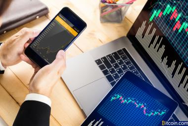 Markets Update: Cryptocurrency Prices Rebound After Last Week's Dip
