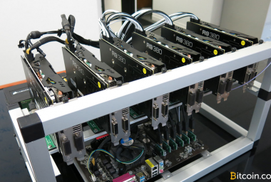 Global Supply of Graphics Processing Units Depleted Due to Mining Craze