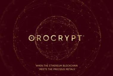 Orocrypt; The Ethereum Blockchain Meeting the Precious Metals