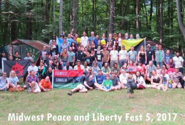 Midwest Peace and Liberty Fest: Intimate Fireside Bitcoin Conversations