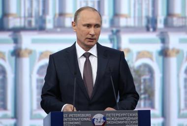 Russian President Vladimir Putin Discusses Using Ethereum with Vitalik Buterin