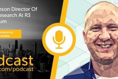New Bitcoin.com Podcast Episode with Tim Swanson of R3