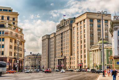 Russia Prepares to Legalize ICOs