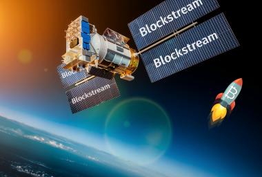 Blockstream to Transmit Bitcoin Data to Earth Using Satellite Technology