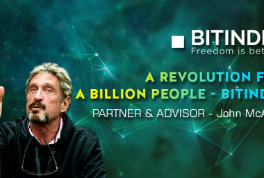 PR: Bitindia: A Cryptocurrency Exchange and Wallet for the Streets of India Backed by John McAfee