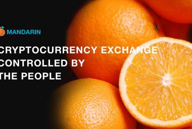 PR: Democratic Cryptocurrency Exchange Mandarin.top launched ICO
