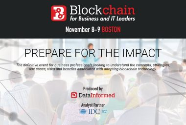 PR: Wellesley Information Services and International Data Corporation Release Agenda for November Blockchain Conference Content