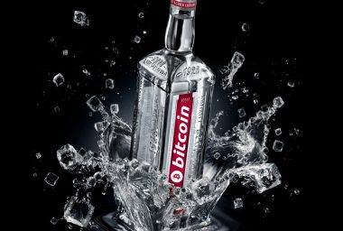 """Russian Entrepreneur Files for Trademarks on Vodka Brands """"Bitcoin"""" and """"Ethereum"""""""