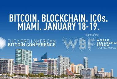 PR: North American Bitcoin Conference Set to Heat up Miami