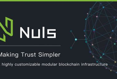 PR: Nuls—the Global Open Source Platform for Blockchain-Based Applications to Be Adopted in Business Scenarios