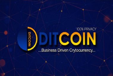PR: Privacy Coin Ditcoin Launches Its ICO