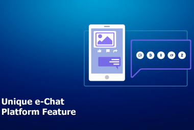 PR: The Second Round of e-Chat ICO, First Decentralized Messenger, Is About to Start