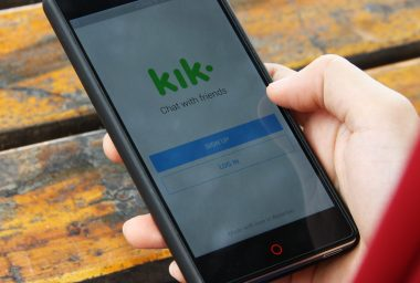 "Kik Ditches Ethereum ""The Dial-Up"" Cryptocurrency"