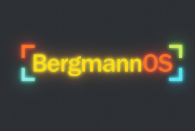 PR: Bergmannos - New Linux-Based Os for Mining