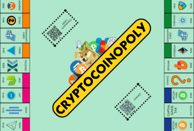 Cryptocoinopoly Is the Game That Lets You Play the Cryptocurrency Markets with Friends