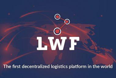 PR: LWF Looks to Disrupt Global Logistics Market With First Decentralized Logistics Platform