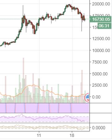 Markets Update: Bitcoin Cash Rallies to $4000 — While BTC Markets Dip