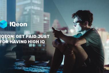 PR: Gaming Ecosystem IQeon Anticipates ICO Success as Pre ICO Raised Significant Sum