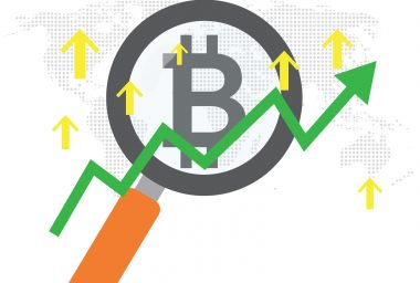 Google Search Volume for Bitcoin Keywords Increased by as Much as 1000% During 2017