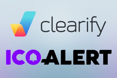 PR: ICO Address Checker Clearify Announces Game-Changing Partnership with ICO Alert