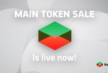 PR: Betex Blockchain P2P Binary Options Platform Launches the Main Token Sale