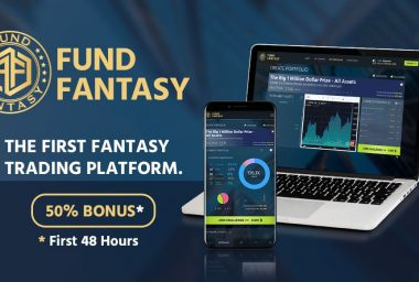 PR: Trading Platform FundFantasy ICO Launches in a Few Hours! 50% Bonus for First 48 Hours