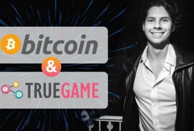 PR: COO of Bitcoin.com Joins a Top-Rated Smart Contract Based iGaming Project Truegame.io