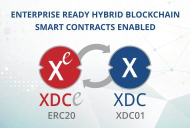 PR: XDCE Token Goes Live on Exchanges like Bancor, KoinOk, Alphaex, Forkdelta & Etherflyer Opens 20% Above the Token Contribution Price