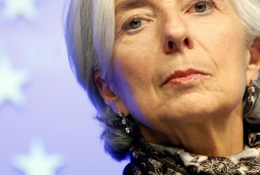 Big Sister Watching: IMF's Lagarde Warns of Crypto's Dark Side