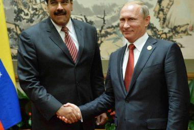 Report Claims Putin Aided Maduro in Creating Venezuela's Crypto, Petro