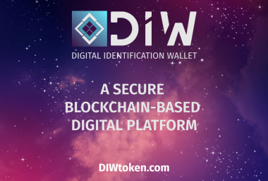 PR: DIWtoken.com Proposes the Creation of a Global, Blockchain-Based Network to End Online Fraud and Data Breaches
